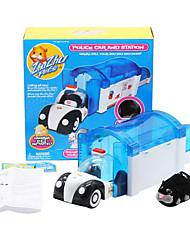 Недорогие -Электронные домашние животные Подземные работы - разработка длинными забоями хомяк Smart Электрический умный Животный принт Мягкие пластиковые Детские Игрушки Подарок 1 pcs