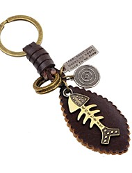 cheap -Keychain Animals Fashion Ring Jewelry Gold For Daily Going out