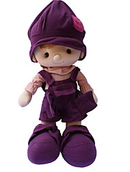cheap -Plush Doll Fashion Cartoon Wedding Cute For Children Soft Child Safe Decorative Non Toxic Kid's Girls' Toy Gift / Lovely