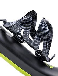 Недорогие -Велоспорт Бутылку воды клеткой Легкость Велоспорт Anti-Shake Простота установки Назначение Велоспорт Велосипедный спорт / Велоспорт Черный 1 pcs