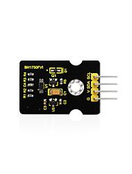 Недорогие -keyestudio bh1750fvi цифровой оптический датчик интенсивности света iic интерфейс