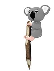 cheap -Finger Koala Finger Puppets Electronic Pets Classic Theme Interactive Baby Smart Cartoon Toy Animal Soft Plastic Kid's Boys' Toy Gift 1 pcs