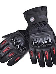 cheap -PRO-BIKER Sporty Full Finger Unisex Motorcycle Gloves Cycling Keep Warm Anti-Slip Rain-Proof Wearable