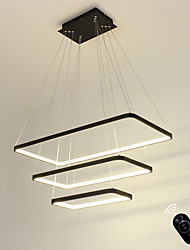 cheap -1-Light Ecolight™ 600 cm Bulb Included / Adjustable / Dimmable Pendant Light Linear Modern Contemporary 110-120V / 220-240V