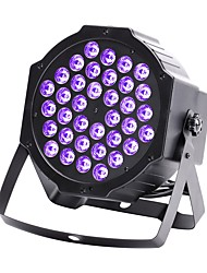 cheap -U'King Disco Lights Party Light LED Stage Light / Spot Light DMX 512 / Master-Slave / Sound-Activated Outdoor / Party / Club Professional UV (Blacklight) for Dance Party Wedding DJ Disco Show Lighting