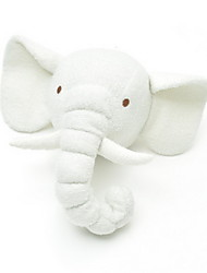 cheap -Elephant Stuffed Animal Plush Toy Cute Kids Animals Animal Design Classic Accent / Decorative Girls' Toy Gift 1 pcs / Soft