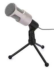 cheap -Microphone Condenser Microphone SF960 Wired for Studio Recording & Broadcasting Computer Microphone