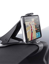 cheap -Automotive Universal / Mobile Phone Mount Stand Holder Dashboard Universal / Mobile Phone Buckle Type Plastic Holder