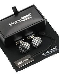 cheap -Cufflinks Alphabet Shape Star Romantic Brooch Jewelry Black For Graduation