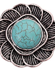cheap -Band Ring Turquoise Silver Turquoise Alloy Sunflower Classic Vintage Adjustable / Women's