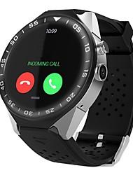 Недорогие -King-wear® lte 3g Android Smart Watch Bluetooth Bluetooth трекер Поддержка уведомлений / пульсометр Встроенный GPS спортивный смартфон часы