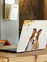 cheap -MacBook Case Dog PVC(PolyVinyl Chloride) for MacBook Air 13-inch