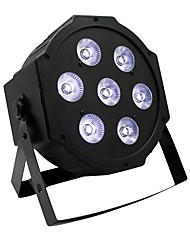 cheap -U'King Disco Lights Party Light LED Stage Light / Spot Light DMX 512 / Master-Slave / Sound-Activated 80 W For Home / Outdoor / Party Professional RGB for Dance Party Wedding DJ Disco Show Lighting