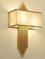 cheap -QIHengZhaoMing Simple / Modern / Contemporary Wall Lamps & Sconces Metal Wall Light 110-120V / 220-240V 3 W / E14 / E12
