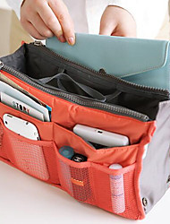 cheap -1Pcs Women'S Fashion Bag In Bags Cosmetic Storage Organizer Makeup Casual Travel Handbag