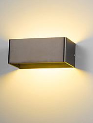 cheap -Modern 6W LED Wall Sconce Indoor Hallway Bedroom Spot Light Metal Decorative Lighting