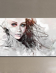 cheap -Canvas Print Modern, One Panel Canvas Horizontal Panoramic Print Wall Decor Home Decoration