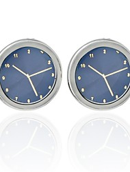 cheap -Cufflinks Drop Party / Evening Brooch Jewelry Blue For Office & Career