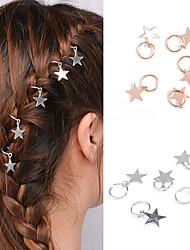 cheap -Women's Fashion Alloy Hair Ties Hair Charms Daily Casual