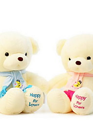 cheap -Girl Doll Plush Doll Bear Animal Cute For Children Child Safe Non Toxic Fun Cloth Plush 45cm with Clothes and Accessories for Girls' Birthday and Festival Gifts / Lovely / Kid's