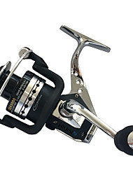 cheap -Fishing Reel Spinning Reel / Carp Fishing Reels 4.7:1 Gear Ratio+11 Ball Bearings Hand Orientation Exchangable Sea Fishing / Fly Fishing / Bait Casting - GSA6000, GSA7000 / Ice Fishing / Bass Fishing