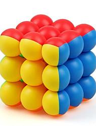 abordables -Cube magique Cube QI Bien-être Ball Cube 3*3*3 Cube de Vitesse  Cubes Magiques Anti-Stress Casse-tête Cube Professionnel Education Compétition Enfant Adulte Jouet Garçon Fille Cadeau