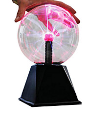 "cheap -6"" LED Lighting Plasma Ball Educational Toy with Sound Sensor Large Size Kid's Boys' Girls' Toy Gift 1 pcs"