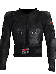 cheap -Motorcycle Racing Armor Protector Motocross Off-Road Chest Body Armour Protection Jacket Vest Clothing Protective Gear
