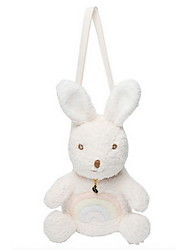 cheap -1 pcs Stuffed Animal Plush Toys Plush Dolls Stuffed Animal Plush Toy Rabbit Cute Kids Rabbit Adorable Lovely Imaginative Play, Stocking, Great Birthday Gifts Party Favor Supplies Girls' Kid's Adults'