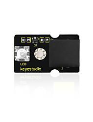 Недорогие -keyestudio easy plug blue piranha светодиодный модуль для arduino