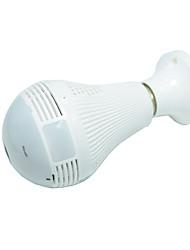 Недорогие -hqcam® 1,3-мегапиксельная камера для наблюдения за ребенком 360-градусная ночная дальность ночного видения 10 м 2.4ghz