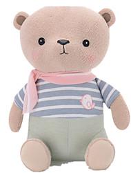 cheap -Stuffed Animal Stuffed Animal Plush Toy Rabbit Bear Teddy Bear Cute Animals Girls' Kid's Perfect Gifts Present for Kids Babies Toddler