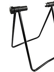 cheap -Bike Triple Wheel Hub Stand Kickstand Adjustable Foldable Durable Folding Storage For Road Bike Mountain Bike MTB Cycling Bicycle Steel Black