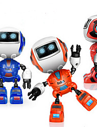 cheap -RC Robot Learning & Education 2.4G Chrome / Alloy With Speaker Music / Casual Glow / Mini / Sound Out NO