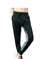 cheap -Women's Jogger Pants Joggers Running Pants Track Pants Sports Pants Athletic Pants / Trousers Sweatpants Athleisure Wear Sport Yoga Running Exercise & Fitness Quick Dry Fitness, Running & Yoga Black