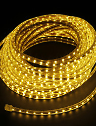 cheap -LED Strip Lights Waterproof 15M Flexible Tiktok Lights 900SMD LEDs 5050 SMD Warm White White Red Cuttable Party 220-240 V
