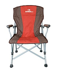 cheap -Fishing Chairs Camping Chair Foldable Folding Oxford cloth Steel Alloy for 1 person Fishing Beach Camping Autumn / Fall Spring Green Fuchsia