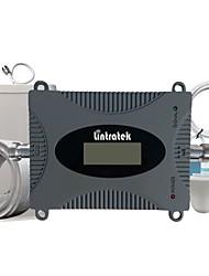 Недорогие -Lintratek ЖК-дисплей 4G усилитель сигнала диапазона 7 2600 МГц ретранслятор сигнала сотового телефона 65 дБ усилитель сотового сигнала 4