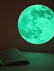 cheap -Balls Sticker Light Up Toy Lighting Flourescent Glow in the Dark Paper Kid's Boys' Girls' Toy Gift