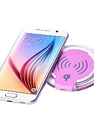 cheap -Qi Standard Wireless Charger for iPhone XS iPhone XR XS Max iPhone 8 Samsung S9 Plus S8 Note 8 Or Built-in Qi Receiver Smart Phone