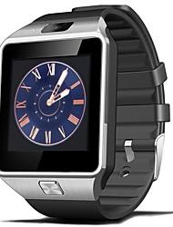 Недорогие -Умные часы dz09 с камерой BT 4.0 Поддержка фитнес-трекер уведомить совместимые телефоны Samsung и Sony и Iphone