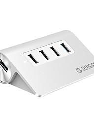 cheap -ORICO USB 3.0 to USB 2.0 / USB 3.0 USB Hub 4 Ports Input Protection / Over Range Protection