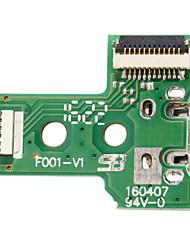 Недорогие -11 Запчасти для игровых контроллеров Назначение Sony PS4 ,  Запчасти для игровых контроллеров Металл 1 pcs Ед. изм