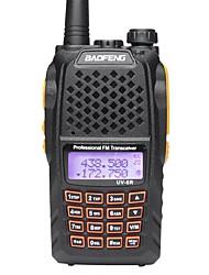 Недорогие -BAOFENG Для ношения в руке 5 - 10 км 5 - 10 км Walkie Talkie Двухстороннее радио