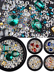 cheap -rhinestones-glass-beads-rhinestones-fashion-sparkle-shine-royal-blue-multi-colored-ruby-blue-gold-green-pink-transparent-multi-colored