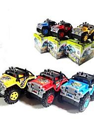 cheap -Toy Car Novelty Vehicles Farm Vehicle Climbing Car Professional Level Electric Simulation Soft Plastic Boys' Girls' 1 pcs