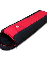 cheap -Sleeping Bag Outdoor Camping Envelope / Rectangular Bag 20 °C Single Hollow Cotton Windproof Folding Autumn / Fall Winter for Camping / Hiking Camping / Hiking / Caving