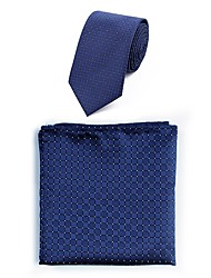 cheap -Men's Casual Necktie - Jacquard