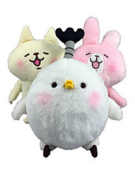 cheap -1 pcs Stuffed Animal Plush Toys Plush Dolls Stuffed Animal Plush Toy Rabbit Chicken Bear Cute Kids Chicken & Chick Adorable Lovely Imaginative Play, Stocking, Great Birthday Gifts Party Favor Supplies