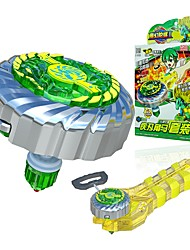 cheap -Spinning Top Battle Tops Beyblades Classic Theme Cartoon High Speed Multi-shade Anime Variable Speed Control Gaming Kid's Teen Boys' Plastics
